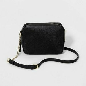 Handbags - Black Camera Bag